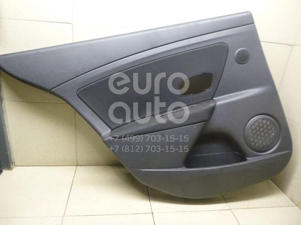 Купить Обшивка двери задней левой Renault Fluence 2010-; (829A10213R)
