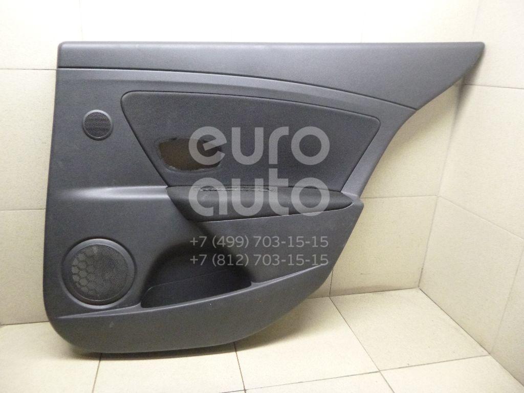 Купить Обшивка двери задней правой Renault Fluence 2010-; (829A07146R)
