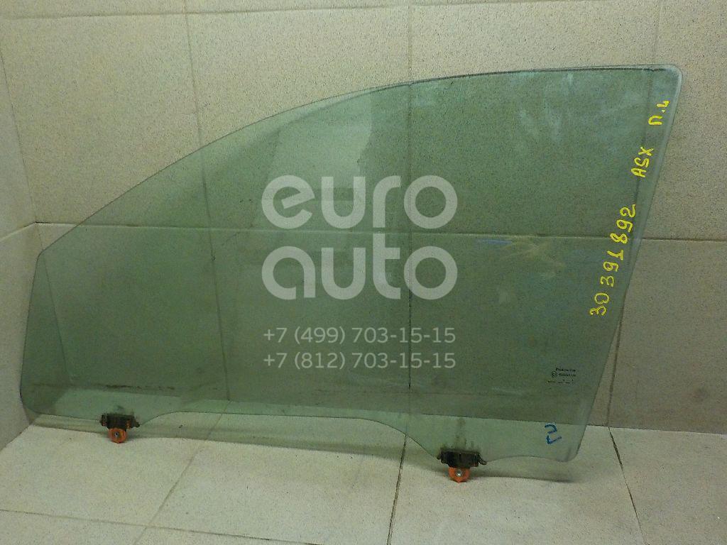 Купить Стекло двери передней левой Mitsubishi ASX 2010-2016; (5706A271)