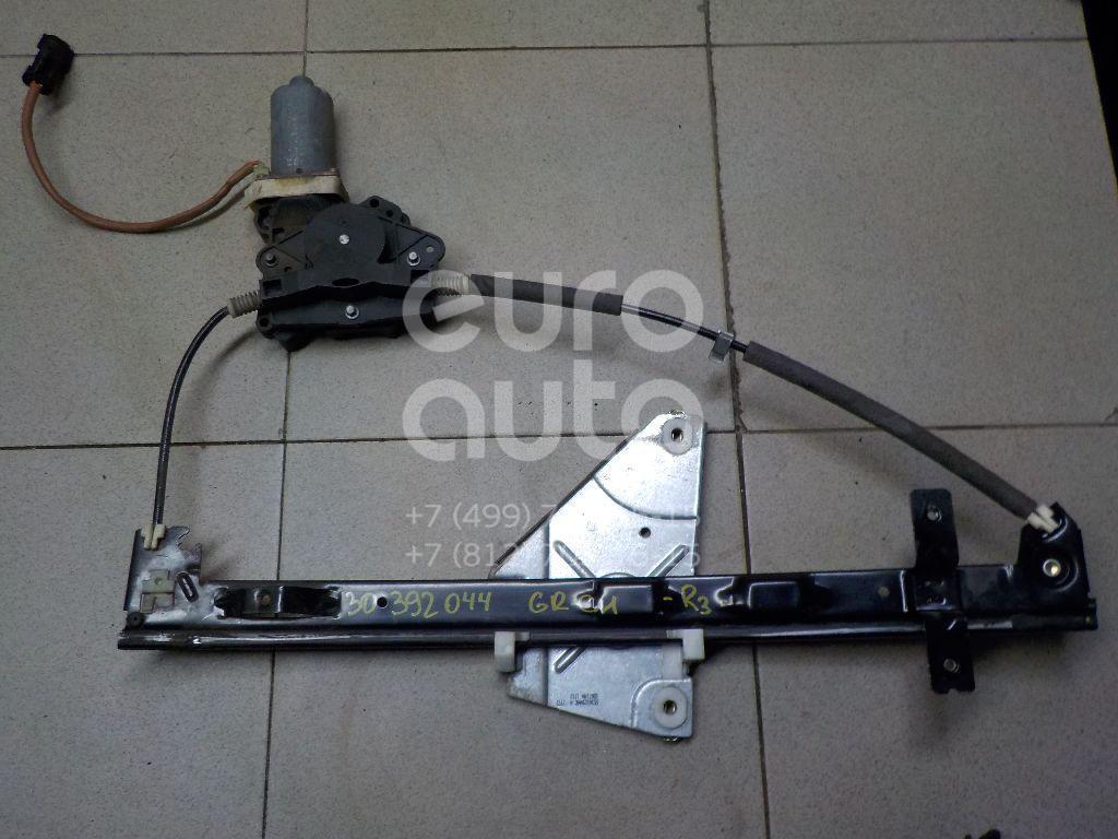 Купить Стеклоподъемник электр. задний правый Jeep Grand Cherokee (WJ, WG) 1999-2004; (55076468)