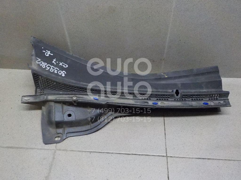 Купить Решетка стеклооч. (планка под лобовое стекло) Mazda CX 7 2007-2012; (EG21507R0J)