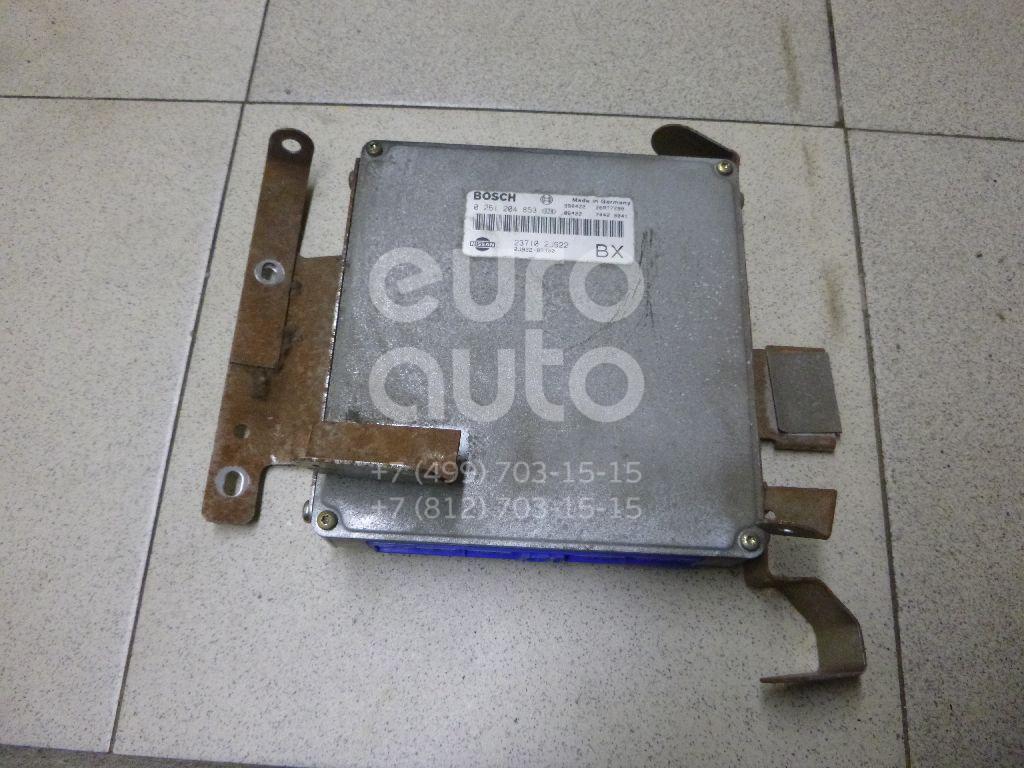 Блок управления двигателем Nissan Primera P11E 1996-2002; (237102J922)  - купить со скидкой