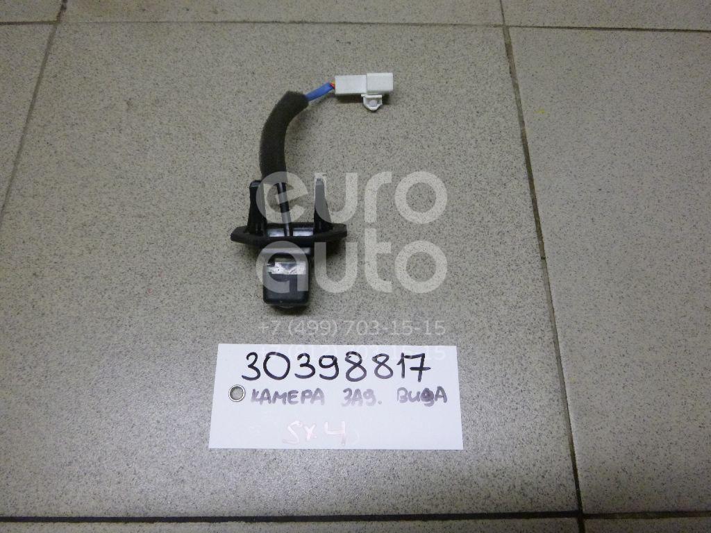 Купить Камера заднего вида Suzuki SX4 2013-; (3997061M01)
