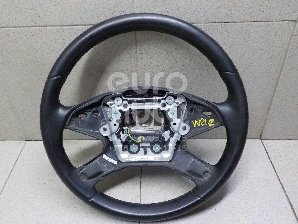 Купить Рулевое колесо для AIR BAG (без AIR BAG) Mercedes Benz W212 E-Klasse 2009-2016; (21246004039E38)