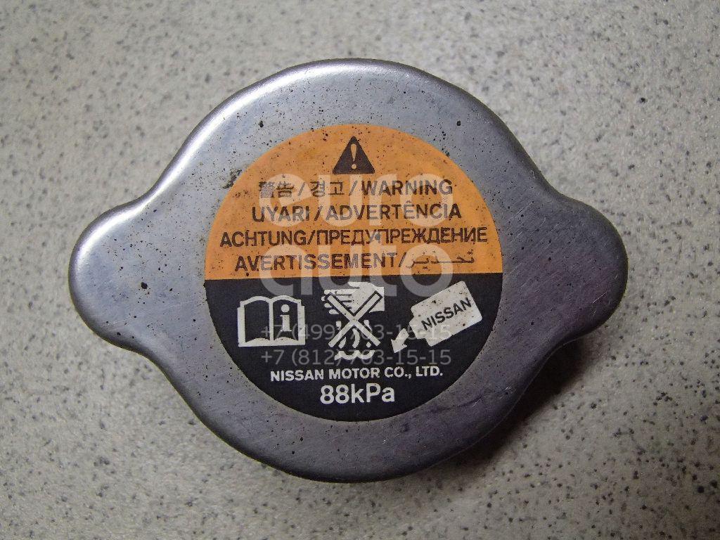 Купить Крышка радиатора Nissan X-Trail (T32) 2014-; (214307999C)