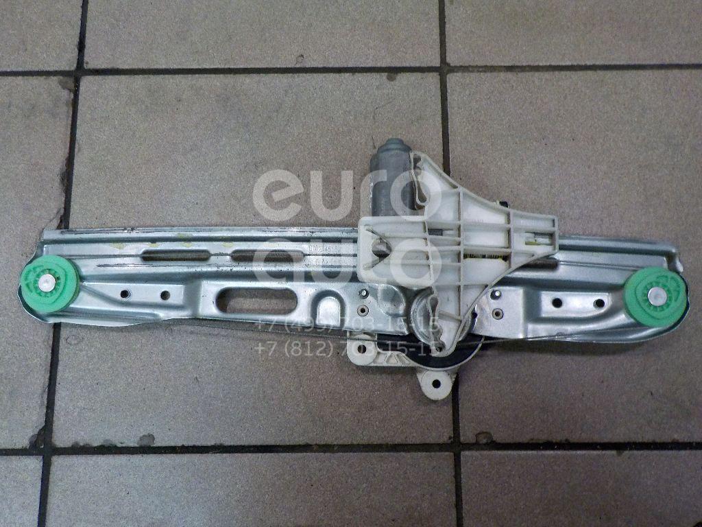 Купить Стеклоподъемник электр. задний левый Opel Vectra C 2002-2008; (5140065)