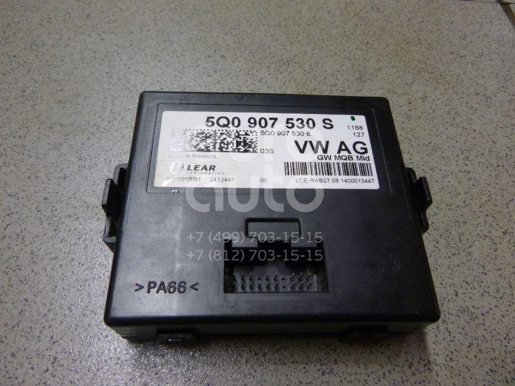 Купить Блок электронный Skoda Octavia (A7) 2013-; (5Q0907530S)