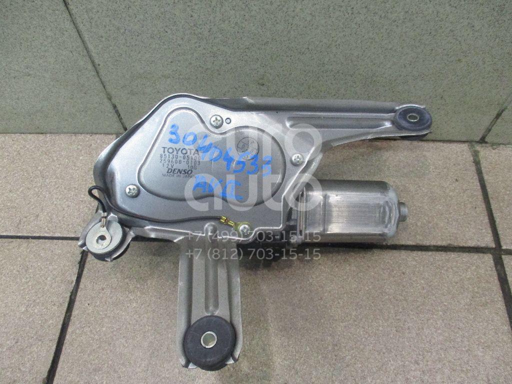 Купить Моторчик стеклоочистителя задний Toyota Avensis II 2003-2008; (8513005100)