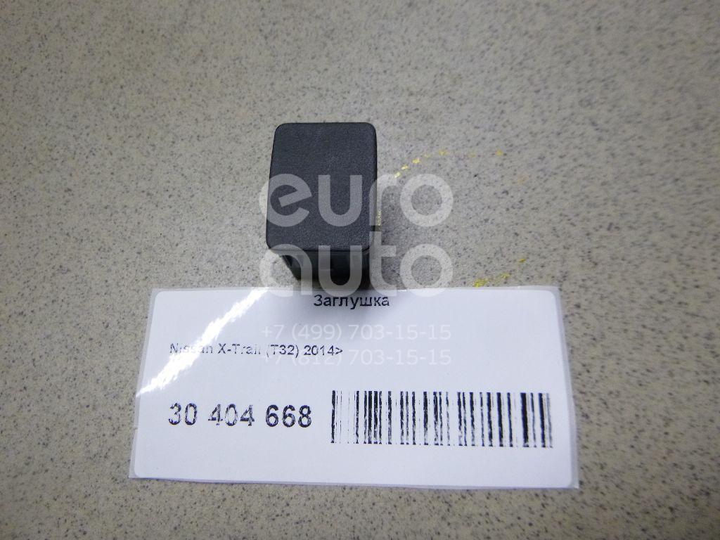 Купить Заглушка Nissan X-Trail (T32) 2014-; (684921KK0A)