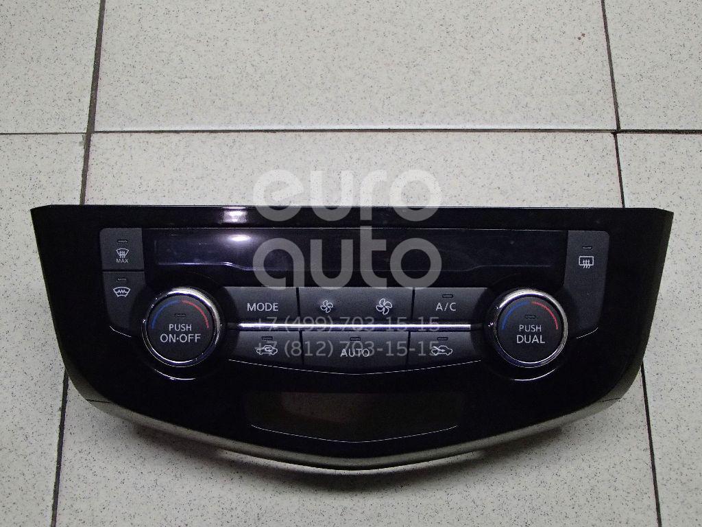 Купить Блок управления климатической установкой Nissan X-Trail (T32) 2014-; (275004BR0A)