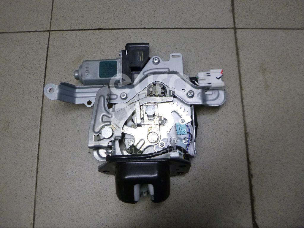 Купить Замок багажника Nissan X-Trail (T32) 2014-; (905001AA0B)