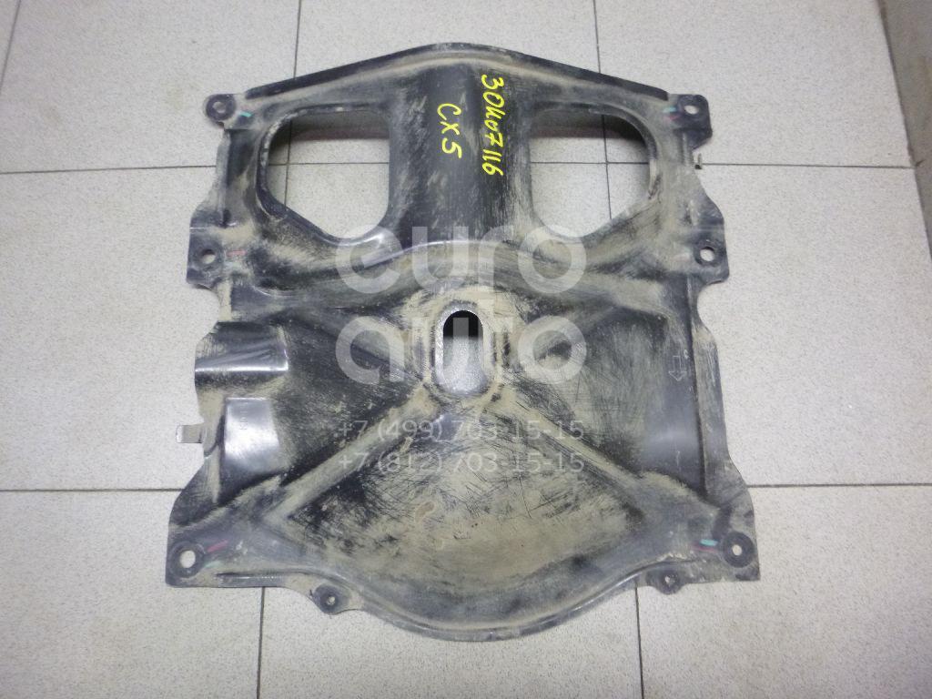 Купить Защита антигравийная Mazda CX 5 2012-; (KD5356A91)