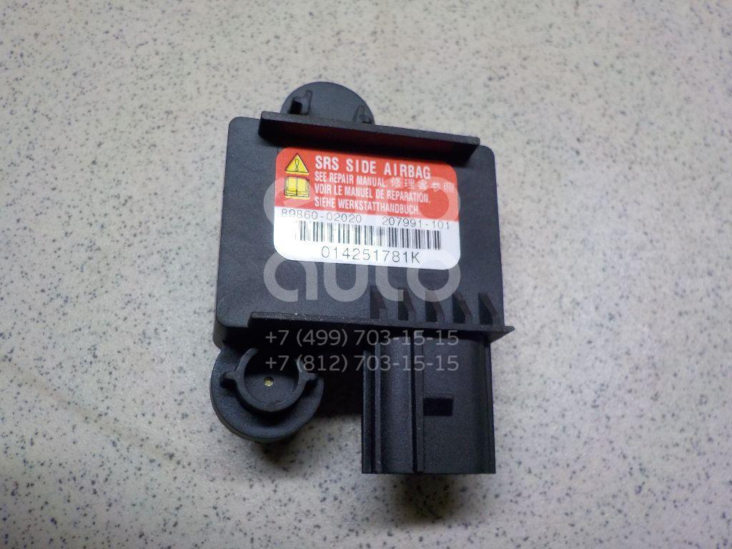 Купить Датчик AIR BAG Toyota Corolla E12 2001-2007; (8986002020)