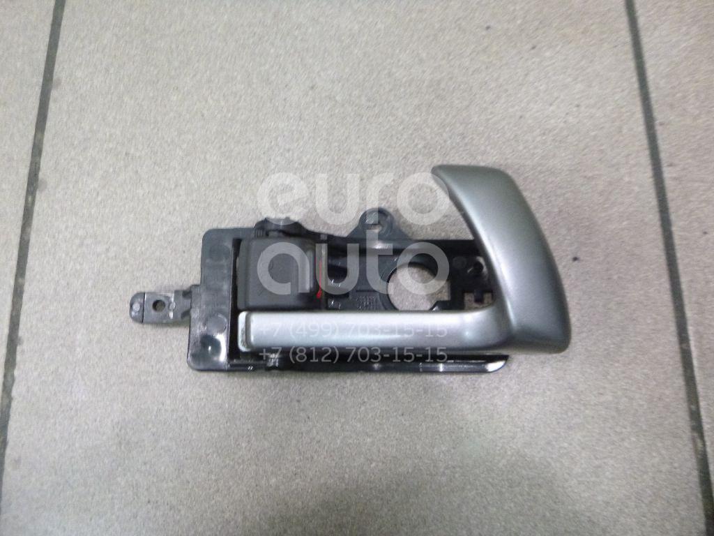 Купить Ручка двери внутренняя правая Hyundai Santa Fe (CM) 2006-2012; (826202B010HZ)