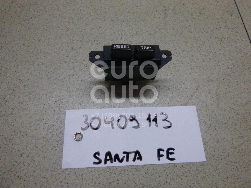 Купить Кнопка многофункциональная Hyundai Santa Fe (CM) 2006-2012; (937602B000CA)