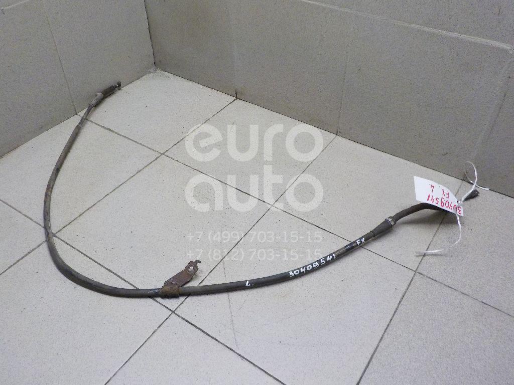 Купить Трос стояночного тормоза левый Infiniti FX (S50) 2003-2007; (36531CG000)