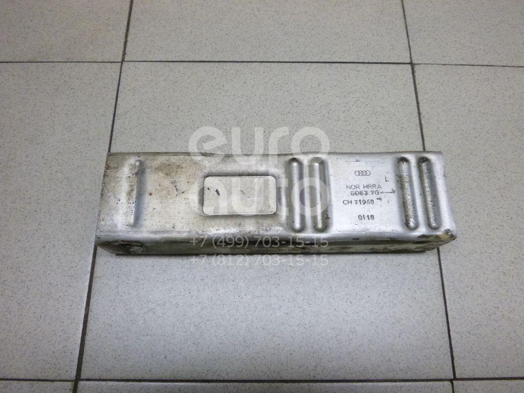 Купить Кронштейн усилителя заднего бампера левый Audi A4 [B6] 2000-2004; (8E0807331B)