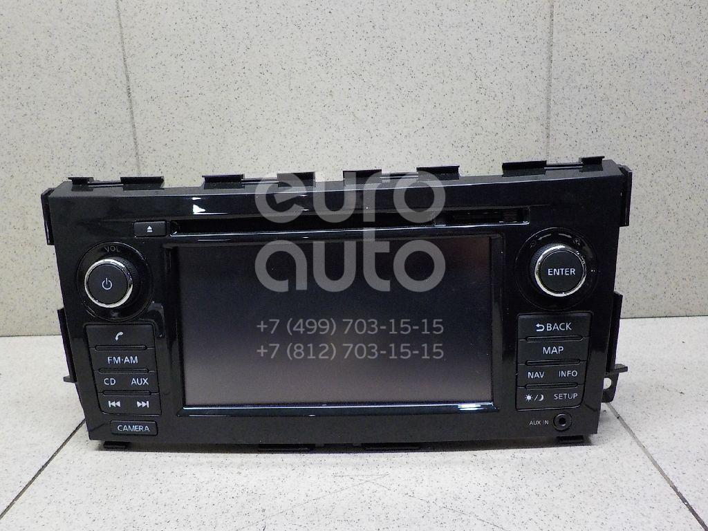 Купить Магнитола Nissan Teana L33 2014-; (259159HM8A)
