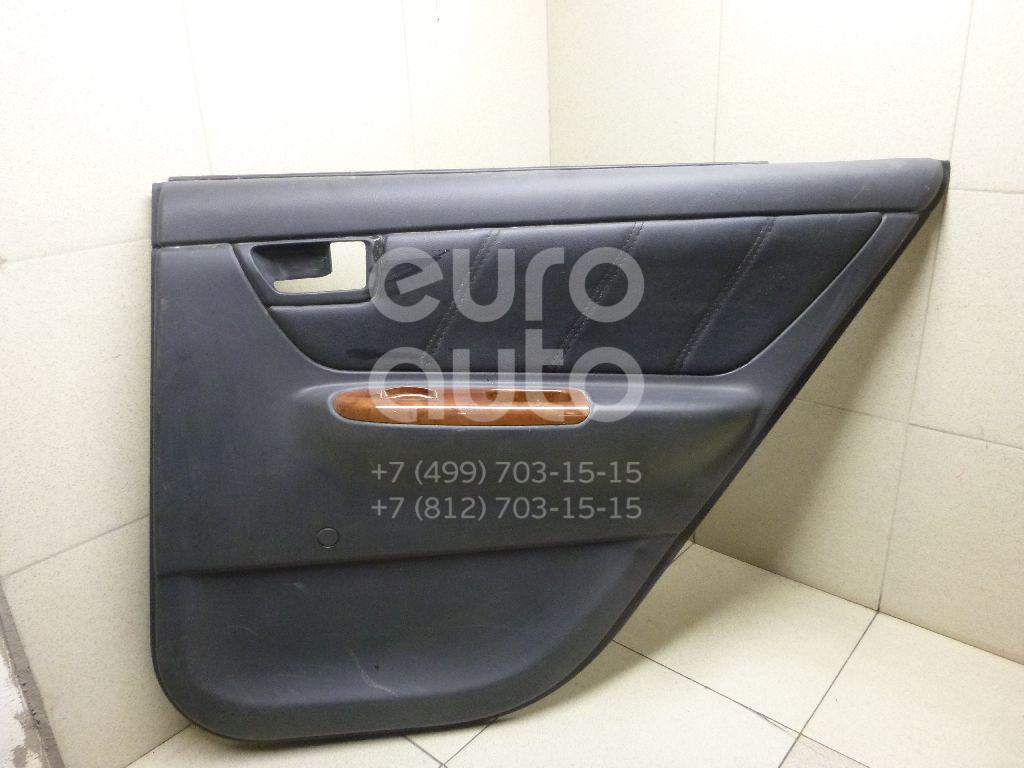 Купить Обшивка двери задней правой BYD F 3 2006-2013; (17070700F3095)