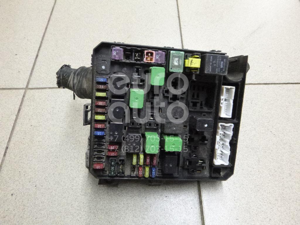 Купить Блок предохранителей Mitsubishi Lancer (CX, CY) 2007-; (8565A012)