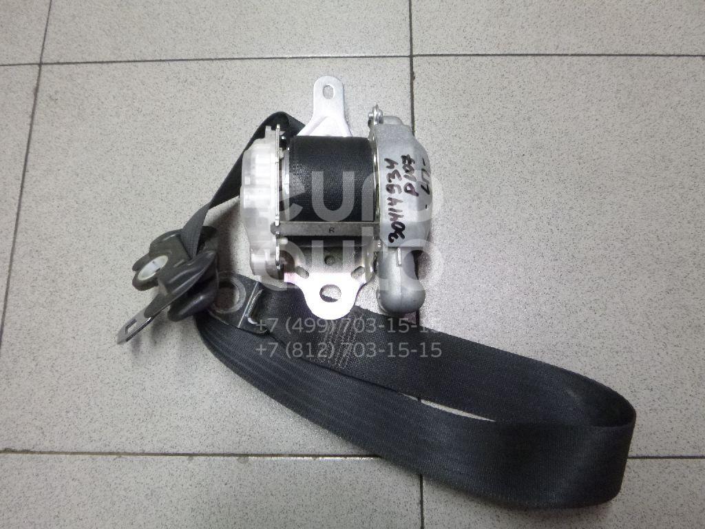 Купить Ремень безопасности с пиропатроном Peugeot 107 2006-2014; (16084059XZ)