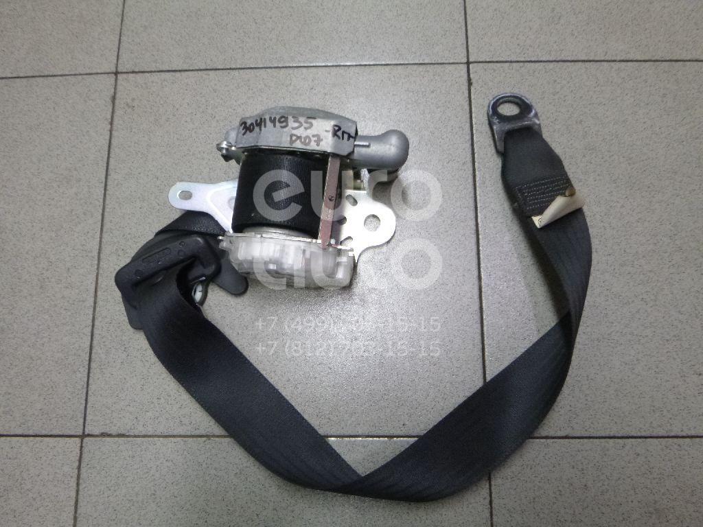 Купить Ремень безопасности с пиропатроном Peugeot 107 2006-2014; (16084057XZ)