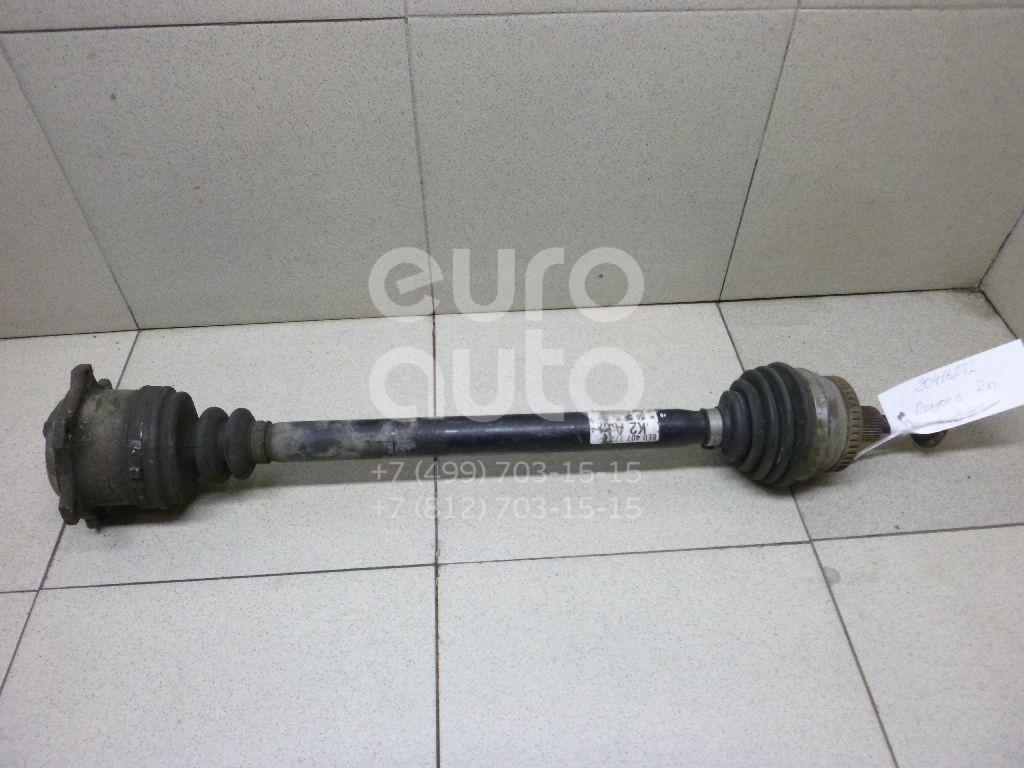 Купить Полуось передняя правая Audi A4 [B6] 2000-2004; (8E0407272AH)