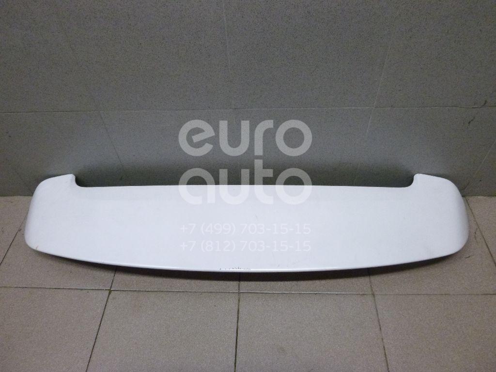 Купить Спойлер (дефлектор) багажника Mitsubishi Outlander (CU) 2001-2008; (MN175064WB)