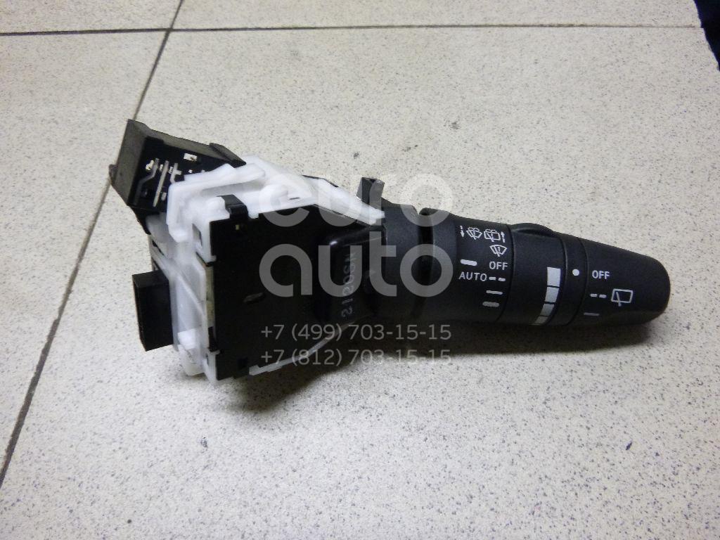 Купить Переключатель стеклоочистителей Nissan X-Trail (T31) 2007-2014; (25260JG44A)
