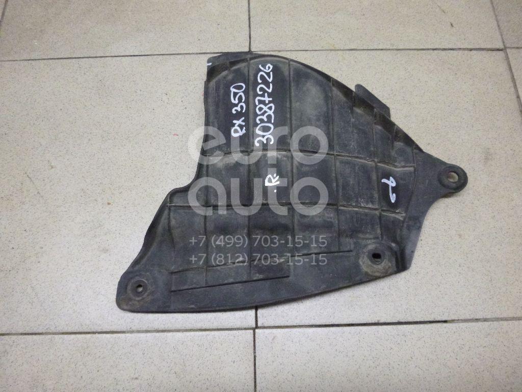 Купить Пыльник (кузов наружные) Lexus RX 350/450H 2009-2015; (5373633040)