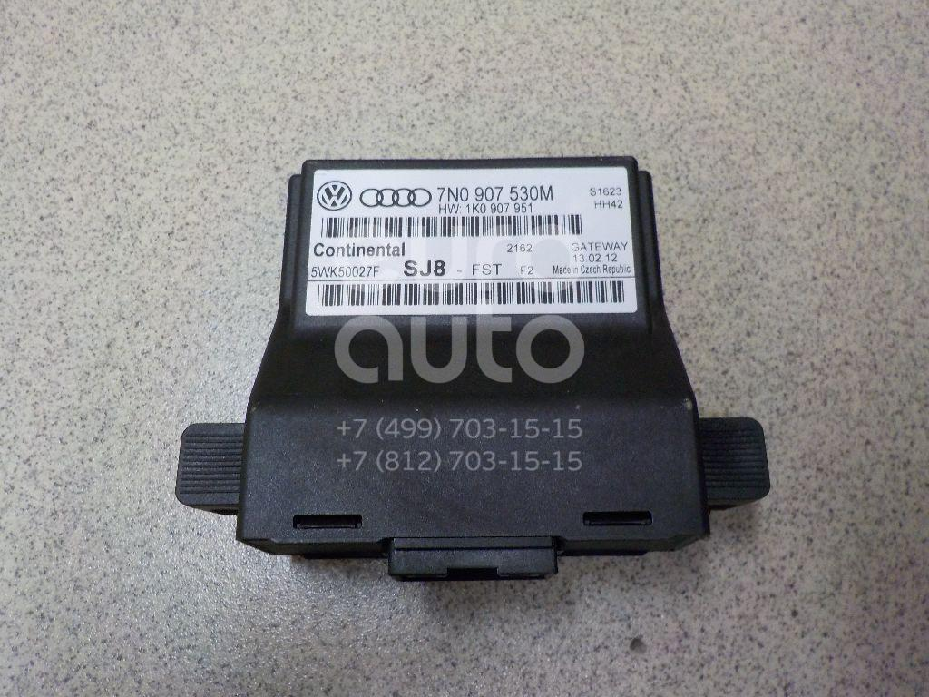 Купить Блок электронный Skoda Yeti 2009-; (7N0907530M)