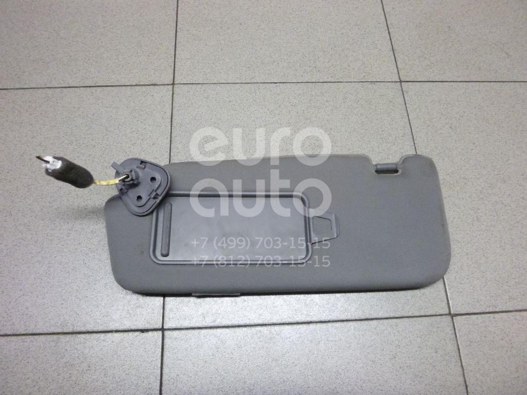 Купить Козырек солнцезащитный (внутри) Geely EMGRAND EC7 2008-; (1068001054)