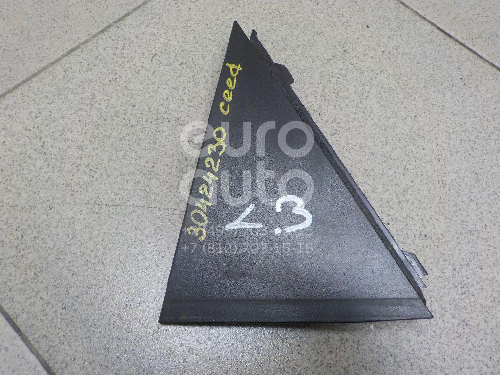 Купить Накладка двери задней левой Kia Ceed 2012-; (83830A2200WK)
