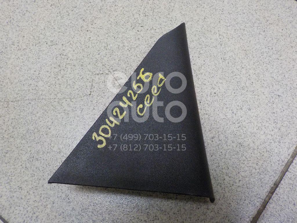 Купить Накладка двери задней левой Kia Ceed 2012-; (83910A2200)