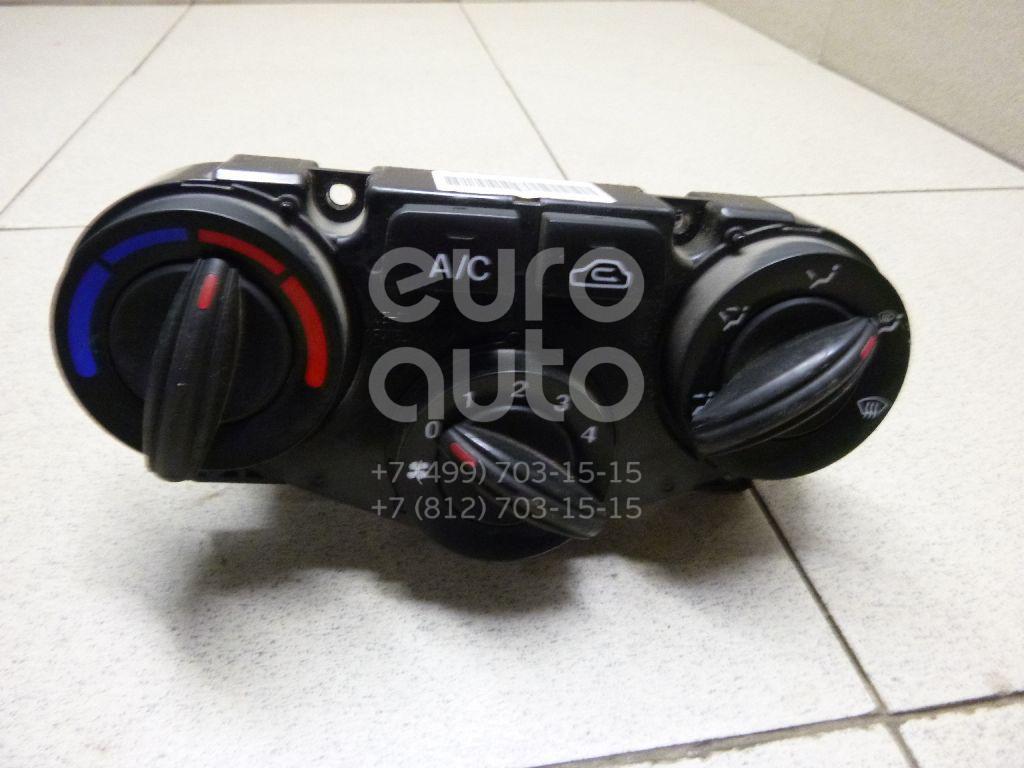 Купить Блок управления отопителем Kia RIO 2005-2011; (972501G520VA)