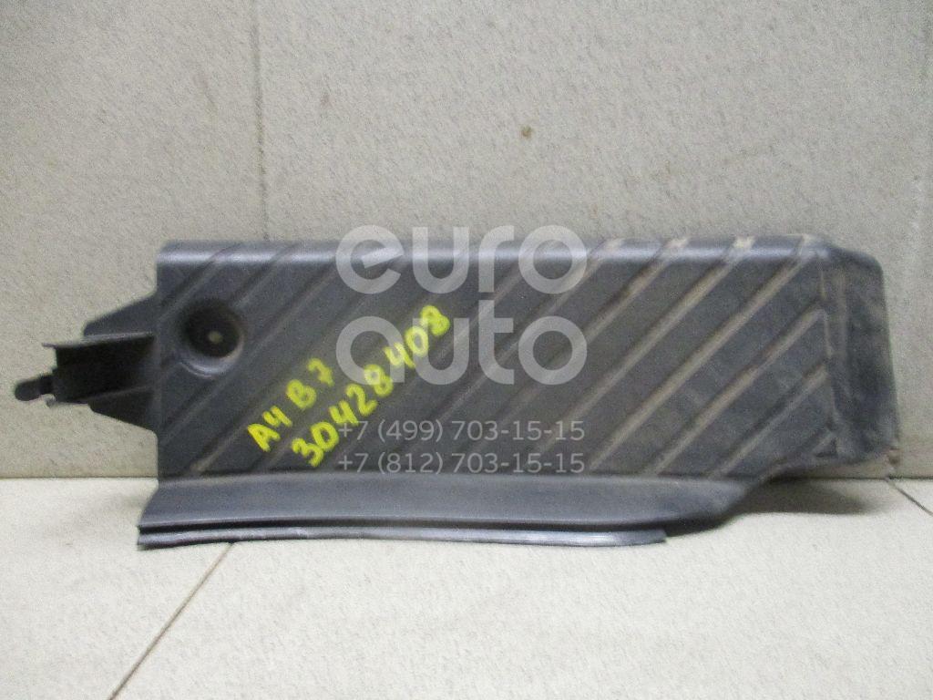 Купить Накладка (кузов внутри) Audi A4 [B7] 2005-2007; (8E186477724S)