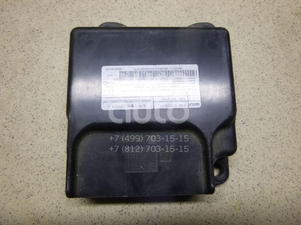 Купить Блок управления AIR BAG Geely EMGRAND X7 2013-; (1013003911)
