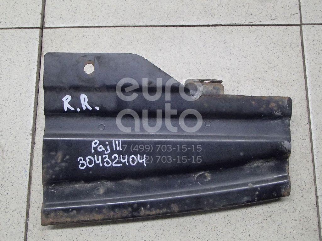 Усилитель заднего бампера Mitsubishi Pajero/Montero III (V6, V7) 2000-2006; (MR478820)  - купить со скидкой