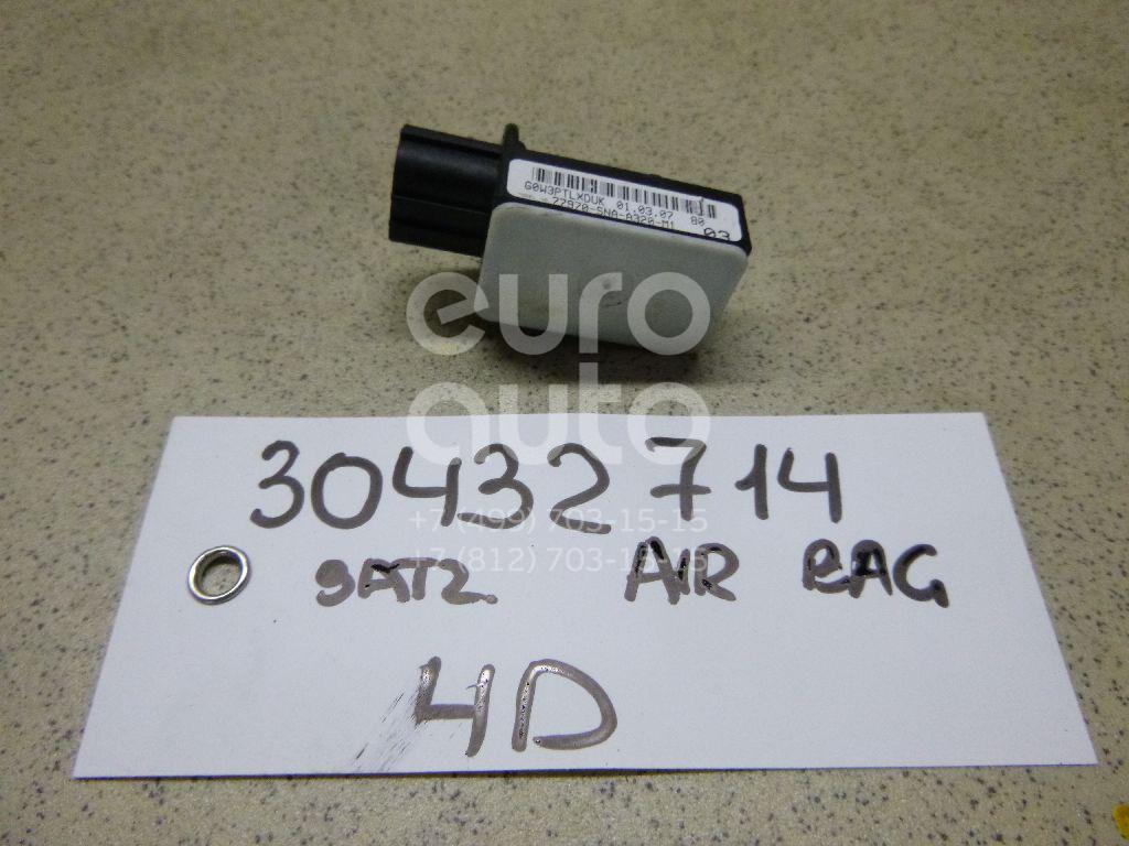 Купить Датчик AIR BAG Honda Civic 4D 2006-2012; (77970SNAA32)