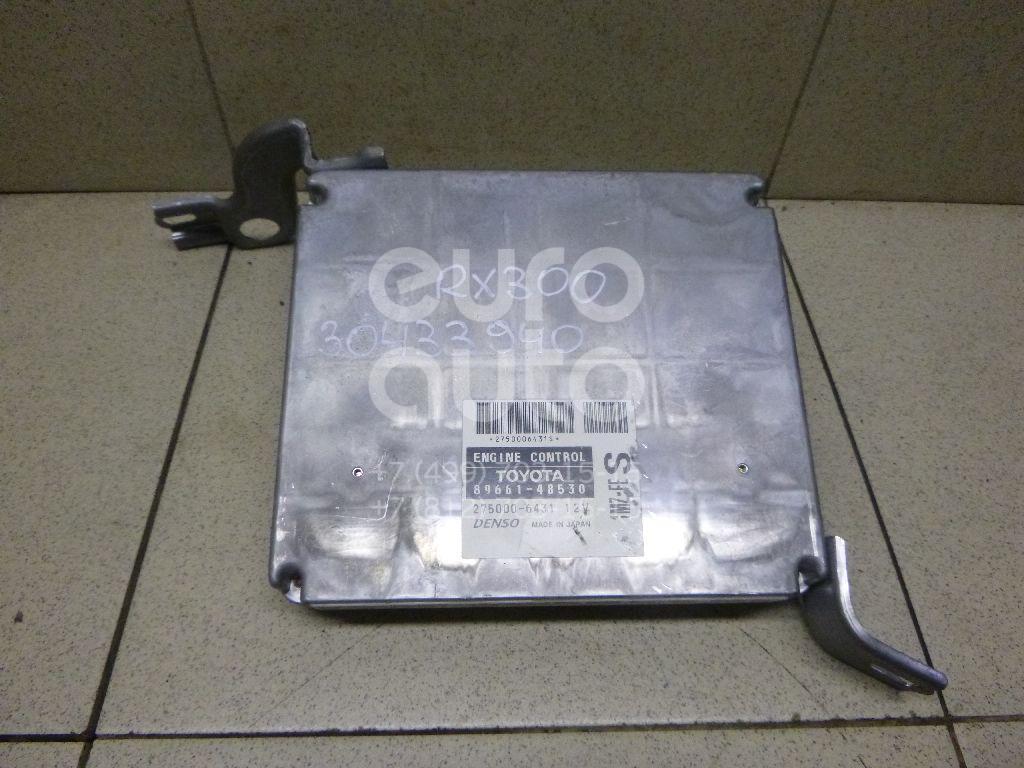 Купить Блок управления двигателем Lexus RX 300/330/350/400h 2003-2009; (8966148530)