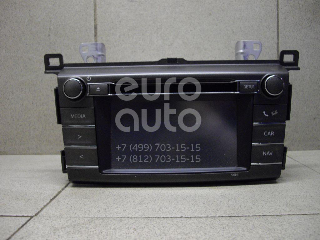 Купить Магнитола Toyota RAV 4 2013-; (8614042210)