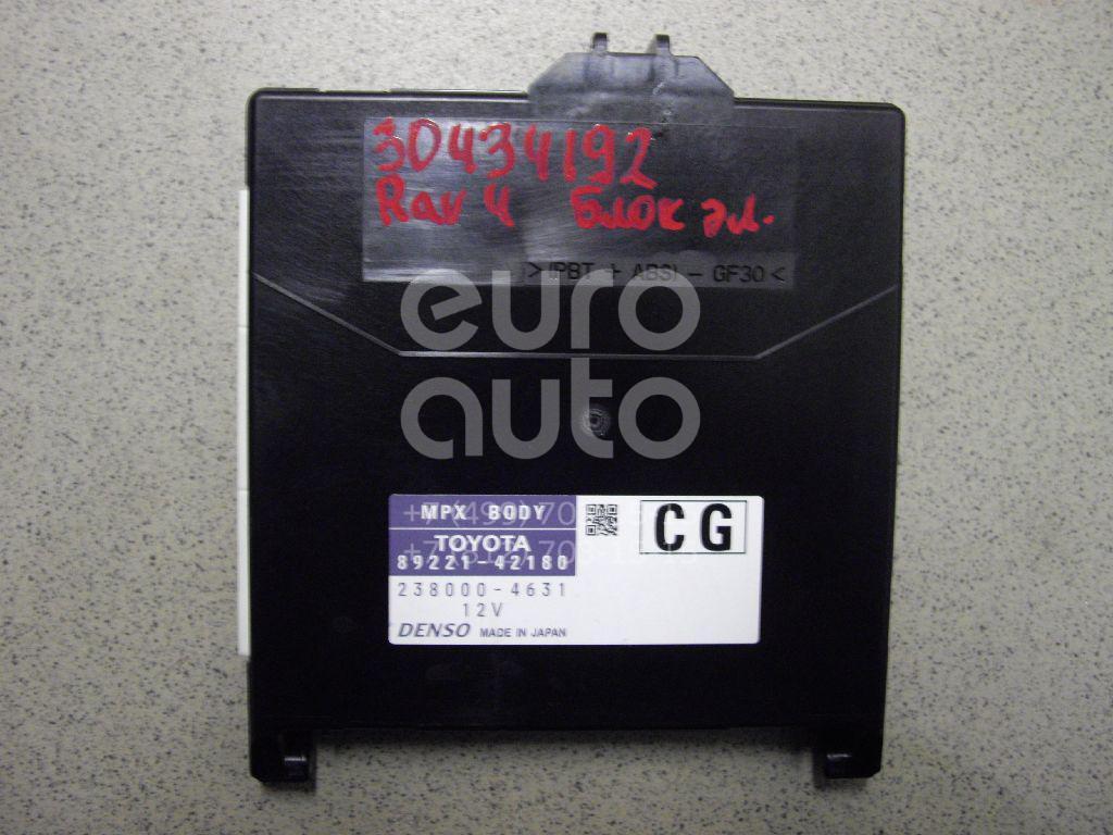 Купить Блок электронный Toyota RAV 4 2013-; (8922142180)