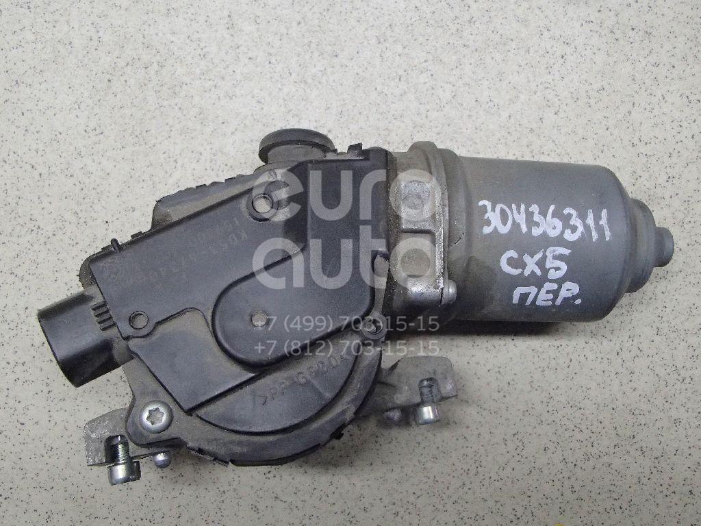 Купить Моторчик стеклоочистителя передний Mazda CX 5 2012-; (KD5367340A)