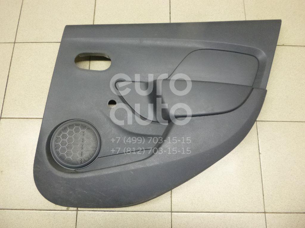 Купить Обшивка двери задней правой Renault Logan II 2014-; (829000783R)