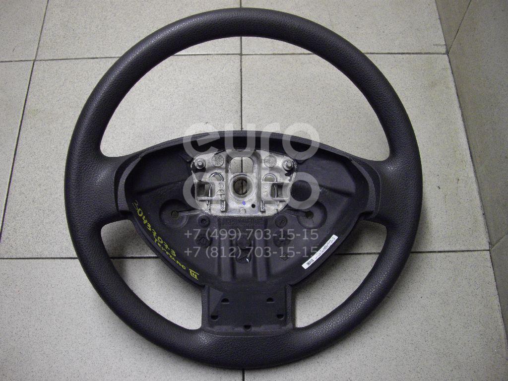 Купить Рулевое колесо для AIR BAG (без AIR BAG) Nissan Terrano III (D10) 2014-; (4843000Q1B)