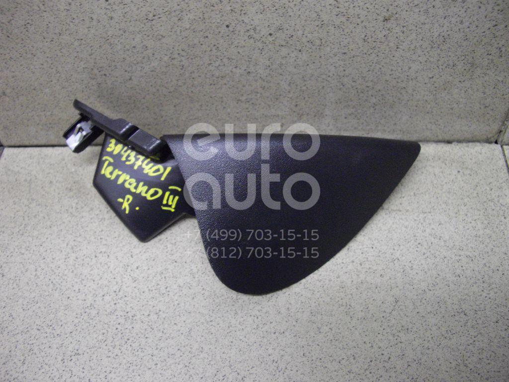 Купить Накладка декоративная Nissan Terrano III (D10) 2014-; (6824500Q0B)