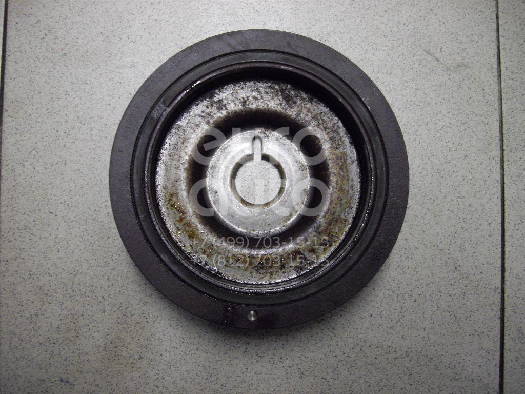 Купить Шкив коленвала Nissan Terrano III (D10) 2014-; (1230300Q2M)