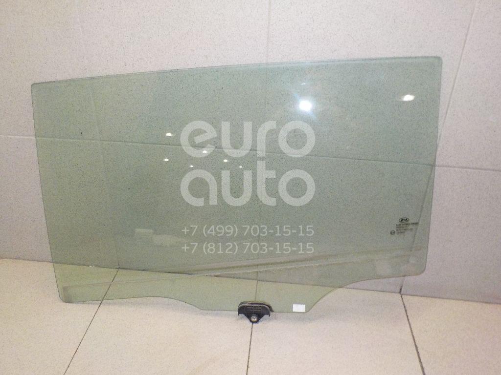 Купить Стекло двери задней левой Kia Sportage 2010-2015; (834113U000A)