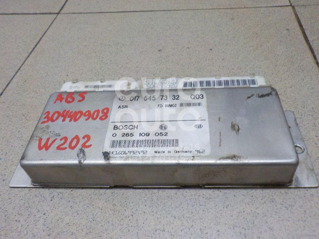 Купить Блок управления ABS Mercedes Benz W202 1993-2000; (0175457332)