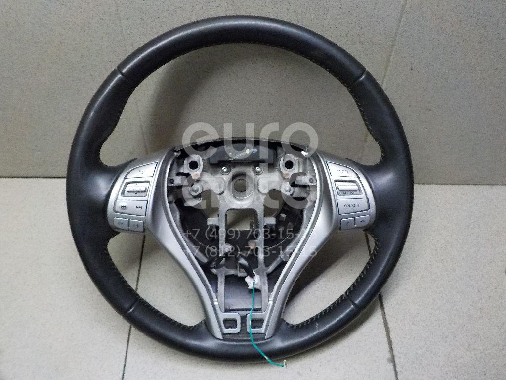 Купить Рулевое колесо для AIR BAG (без AIR BAG) Nissan Qashqai (J11) 2014-; (484304EH2A)